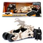 Batman: Tumbler Batmobile Camo 1:24 - mașinuță metalică