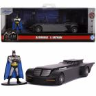 DC Batman: Animated Series Batmobile 1:32 fém autó