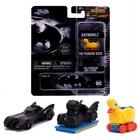 DC Batman: set de 3 mini-mașinuțe