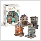 Harry Potter: Diagon Alley puzzle 3D