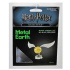Harry Potter: Metal Earth - aranycikesz acél makettező szett