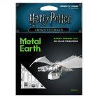 Harry Potter : Metal Earth - Gringotts sárkány acél makettező szett
