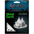 Harry Potter: Metal Earth - Hagrid kunyhója acél makettező szett