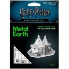 Harry Potter: Metal Earth - Rubeus Hargirds Hut - machetă din oțel