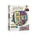 Harry Potter: Madam Malkin boltjai 3 D puzzle