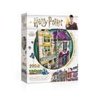 Harry Potter: Madam Malkin's & Florean Fortecsue's puzzle 3D