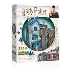 Harry Potter: Ollivander's Wand Shop & Scribbulus puzzle 3D