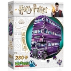 Harry Potter: Kóbor Grimbusz 3D puzzle