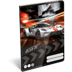 FORD GT: Caiet cu linii A5