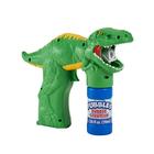 Little Kids: Fubbles Dinozaur - pistol pentru baloane de săpun, 69 ml