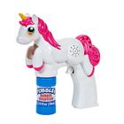 Little Kids: Fubbles Unicorn - pistol pentru baloane de săpun, 69 ml