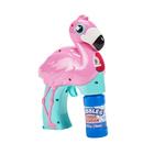 Little Kids: Fubbles Flamingo - pistol pentru baloane de săpun, 69 ml