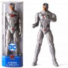 DC Heroes: Cyborg akciófigura