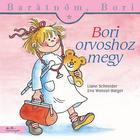 Bori merge la doctor - Prietena mea, Bori, carte pentru copii în lb. maghiară