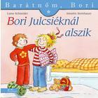 Bori doarme la Julcsi - Prietena mea, Bori, carte pentru copii în lb. maghiară