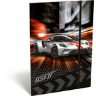 FORD GT: Gumis mappa A4