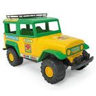 Wader: Color cars Jeep - sárga