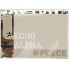PEACE: Asztali könyöklő - 42 x 59 cm