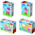 Peppa Malac: 20 db-os miniMaxi puzzle - többféle