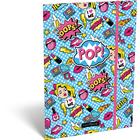 Lollipop POP: Gumis mappa - A4