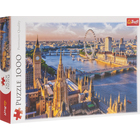 Trefl: London 1000 db-os puzzle