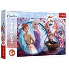 Trefl: Jégvarázs 2. Nővérek 160 db-os puzzle