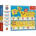 Trefl: Paw Patrol - Învață să numeri - puzzle educativ cu 20 de