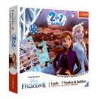 Trefl: Frozen 2 - joc de societate 2-în-1
