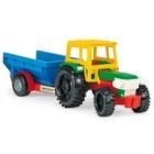 Wader: Traktor billenős utánfutóval - többféle