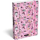 Lollipop: Raccoon Sweetie Füzetbox - A4