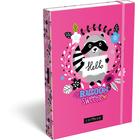 Lollipop: Raccoon Sweetie - mapă pentru caiete - A5