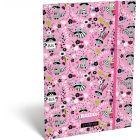 Lollipop: Raccoon Sweetie Gumis mappa - A4