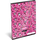 Lollipop: Raccoon Sweetie Négyzetrácsos füzet - A4