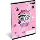 Lollipop: Raccoon Sweetie - caiet maculator A5