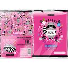 Lollipop: Raccoon Sweetie Mintás füzetborító 10 darab - A5