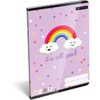 Lollipop: Its All Good caiet cu linii pentru clasa a III-a - A5