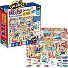 Headu: Învață ușor limba engleză - Casa mea - puzzle