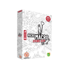 MicroMacro: Crime City társasjáték / 2021 Az év legjobb társasjátéka díj nyertese/