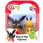 Bing és barátai: Bing és Flop 2 darabos műanyag figura szett