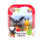 Bing și prietenii: Set de 2 figurine - Bing și Flop
