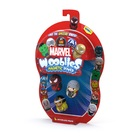 Woobles Marvel: Pachet de figurine - 4 bucăți