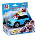 Bburago: Jr. Nevető mini Cooper - kétféle színben