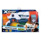 X-Shot Hurricane - armă de jucărie cu proiectile de spumă
