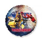 Transformers: Balon folie cu model Optimus și Bumblebee - 46 cm