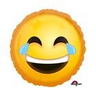 Balon folie Laughing Emoticon - 43 cm