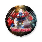 Transformers: Balon folie cu model Optimus Prime - 46 cm