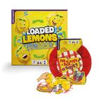 Loaded Lemons és Itt a sajt, hol a sajt társasjáték csomag