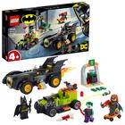 LEGO Super Heroes Batman vs. Joker: Batmobile hajsza 76180
