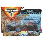 Monster Jam: Megalodon és Pirate's Curse színváltós kisautók