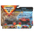 Monster Jam: Max-D és Radical Rescue színváltós kisautók